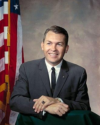 Elliot See - Official NASA portrait, 1964