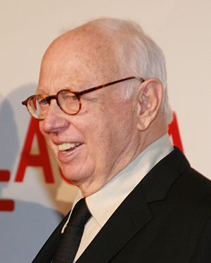 Ellsworth Kelly - Ellsworth Kelly arrives at LACMA's gala opening of the Broad Contemporary Art Museum on February 9, 2008, in Los Angeles