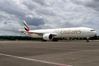 The Emirates Group - Emirates Boeing 777