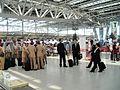 Emirates crew - Suvarnabhumi International Airport.JPG