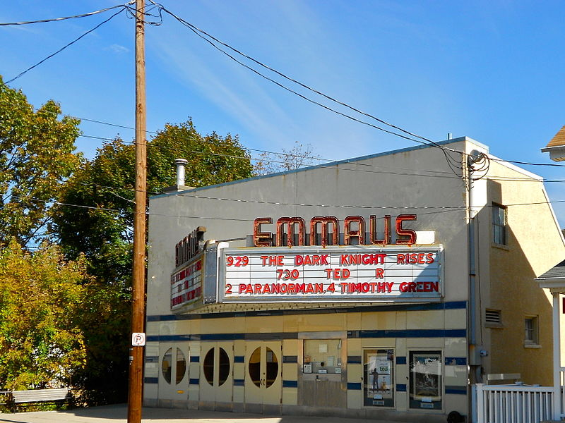 File:Emmaus Theater 4th Street Lehigh Co PA.JPG