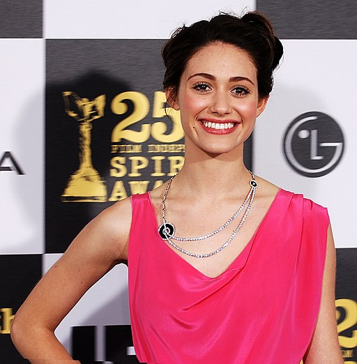 Emmy Rossum at 2010 Independent Spirit Awards