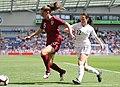 England Women 0 New Zealand Women 1 01 06 2019-1092 (47986510286).jpg