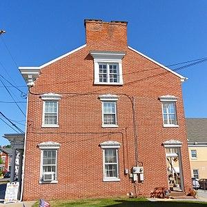 Englehart Melchinger House - Image: Englehart Melchinger House from S Dover PA