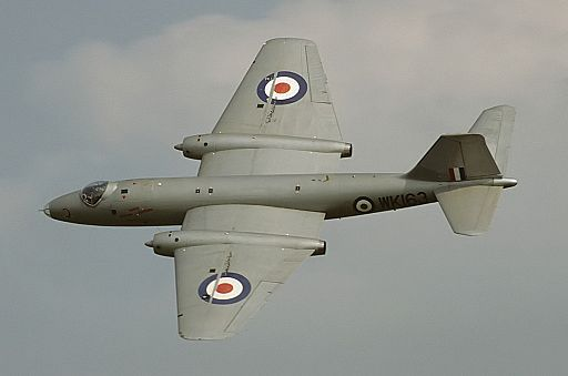 English Electric Canberra B2 AN0787839