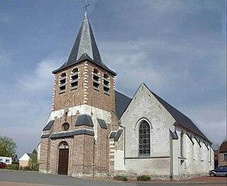 Ennevelin Commune in Hauts-de-France, France