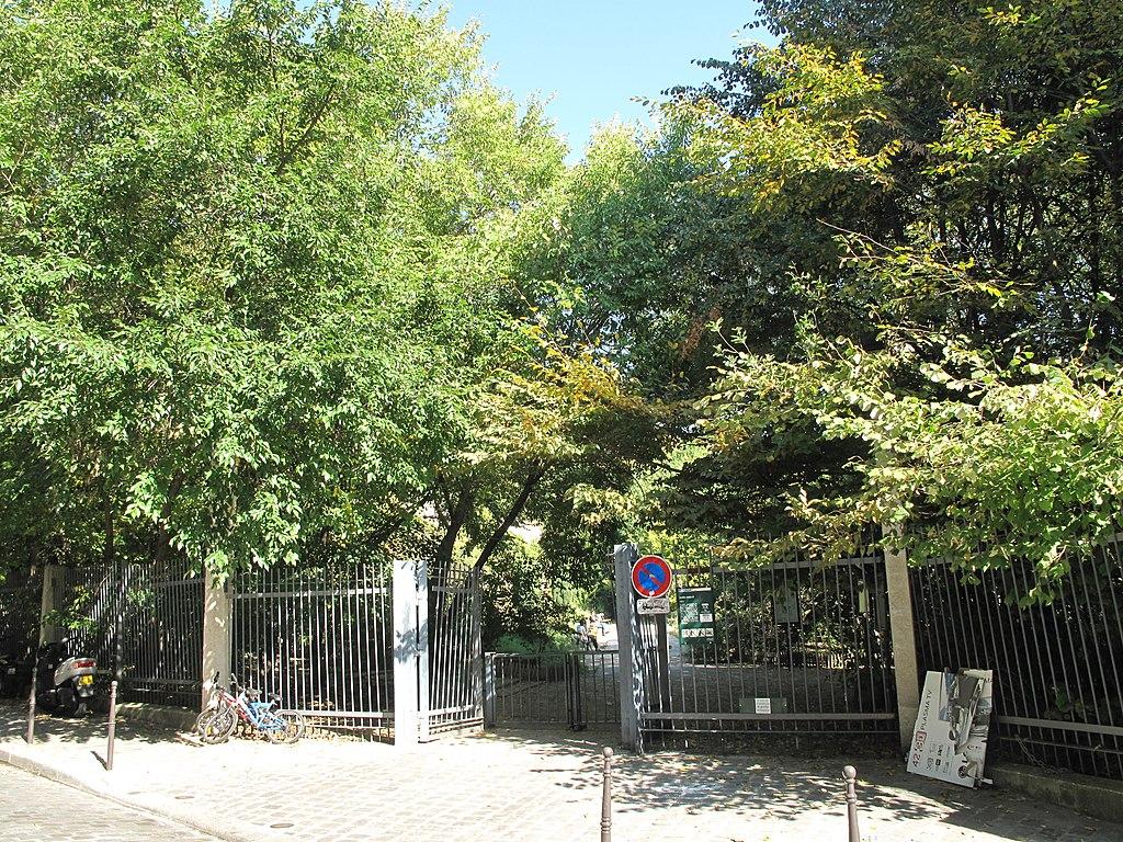File entr e du jardin wikimedia commons for Du jardin a l assiette mauves