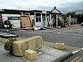 Entrance to Hurran's, Churchdown - geograph.org.uk - 1201419.jpg