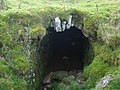 Entrance to a disused Level in Scargil mine - geograph.org.uk - 577328.jpg
