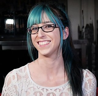 Erika Harlacher American voice actress based in the Los (born 1990)