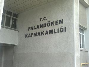 Palandöken, Erzurum - Palandöken ilçe governorate