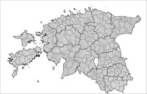 Populated places in Estonia - Populated places in Estonia