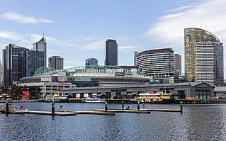 Docklands, Victoria Suburb of Melbourne, Victoria, Australia