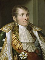 Eugène de Beauharnais, Viceroy of Italy in very fancy clothing