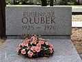 Eugeniusz Ołubek - Cmentarz Wojskowy na Powązkach (110).JPG