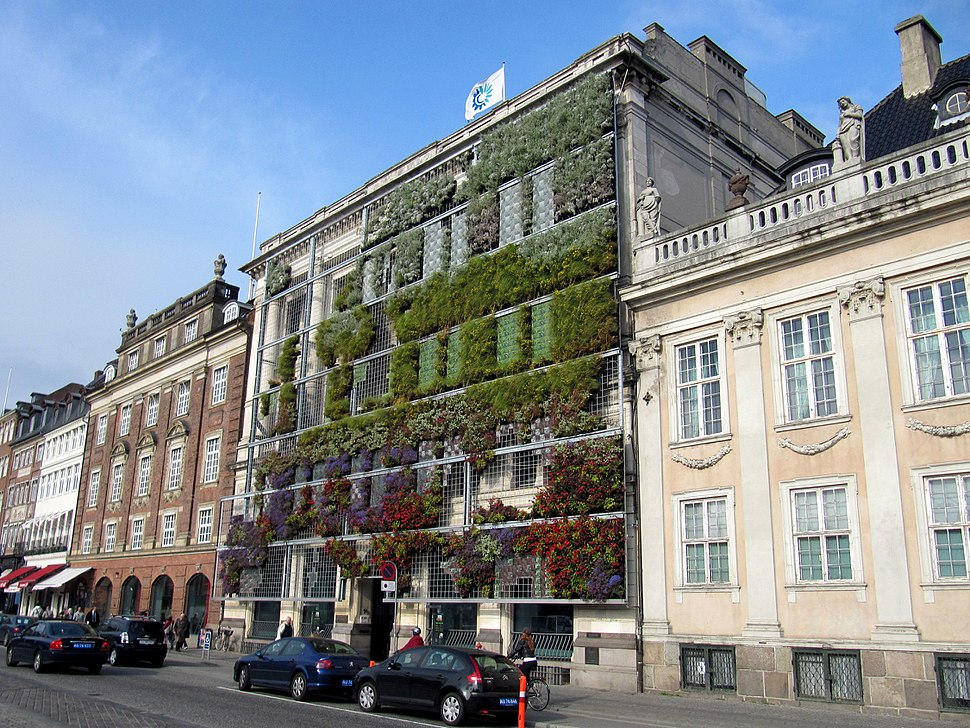 European Environment Agency, Copenhagen