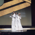 Eurovision Song Contest 1976 rehearsals - Israel - Chocolat, Menta, Mastik 17.png