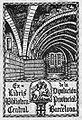 Ex Libris Biblioteca Central de la Diputación Provincial de Barcelona.JPG