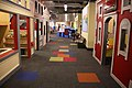 Exhibit floor, Children's Museum at Holyoke.JPG