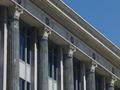Exterior columns, Robert J. Nealon Federal Building and U.S. Courthouse, Scranton, Pennsylvania LCCN2010719015.tif