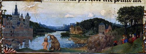 Baptism of Jesus - Wikipedia