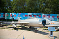 F-6A fighter at the China Aviation Museum.jpg