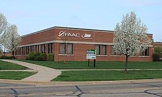 Arotech Corporation - FAAC/IES corporate offices, Ann Arbor