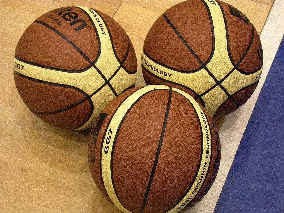 FIBA Basketballs 2004-2005