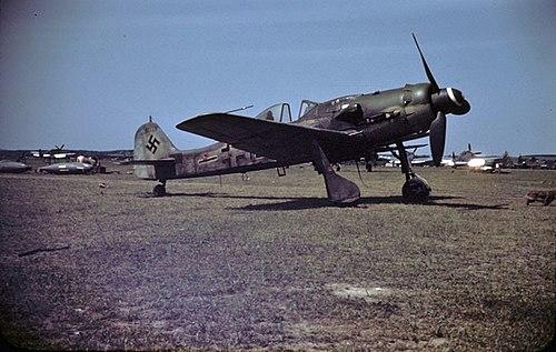 포커불프 Fw190