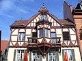 Fachwerkgiebel, Marktplatz, Haslach - geo.hlipp.de - 22692.jpg