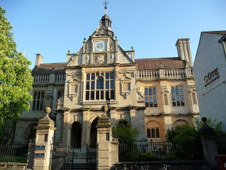 Faculty of History, University of Oxford - Entrance to Faculty of History, University of Oxford