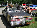 Fake police car at Power Big Meet 2005 2.jpg