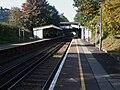 Falconwood station look west.JPG