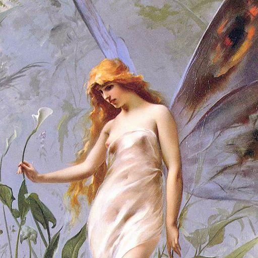 Falero, Luis Ricardo – Lily Fairy – extract
