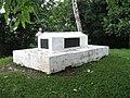 Famous tomb of Robert Louis Stevenson on Mt Vaea above Vailima, Apia, Samoa - panoramio.jpg