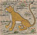 Faraḥ nāmah leopard inset.jpg