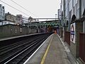 Farringdon station Thameslink platforms look south.JPG
