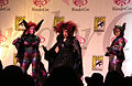 Fashion skit at WonderCon 2010 Masquerade 4.JPG