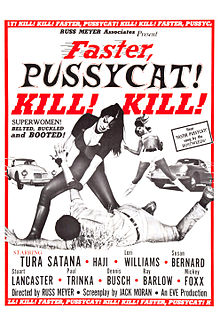 Description de l'image Faster pussycat kill kill poster (1).jpg.