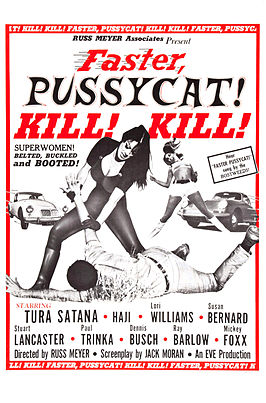 Cat faster production pussy