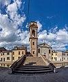FeSFMG Centro storico di Comacchio Ponte e chiesa del Carmine.jpg