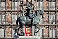 Felipe III - Casa de la Panadería - Plaza Mayor de Madrid - 03.jpg