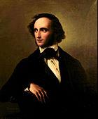 Felix Mendelssohn Bartholdy - Wilhelm Hensel 1847