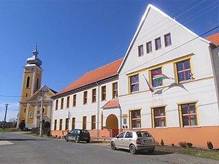 Felsőszölnök Place in Vas, Hungary