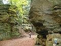 Felsenweg zur Teufelsschlucht (Rocky Way to the Devil's Gorge) - geo.hlipp.de - 14727.jpg