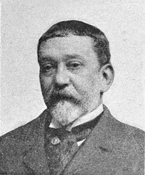 Ferdinand Roybet - Ferdinand Roybet; photograph by Pierre Petit (date unknown)