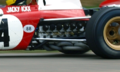 Ferrari Tipo 001 installed on a 312B2 driven by Bruno Senna at 2008 Goodwood.png