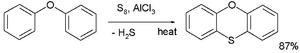 Organosulfur compounds - Ferrario reaction