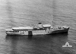 Philippinisches Passagiermotorschiff Don Isidro.jpg