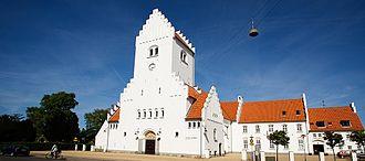 Philip's Church, Copenhagen - Image: Filips Kirke (Amager)